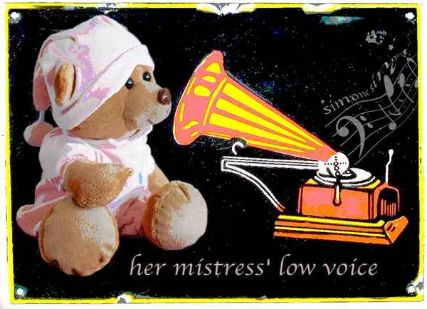 Her Mistress´Low Voice