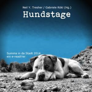 e-book-Cover Hundstage