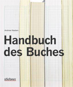 Handbuch des Buches - Cover