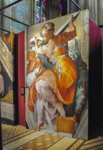 Die Libysche Sibylle in der Wiener Votivkirche