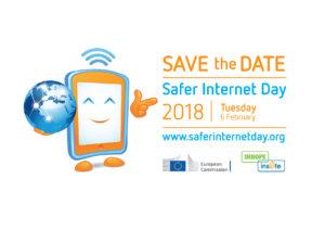 Safer Internet Day 2018 - Safe the date!