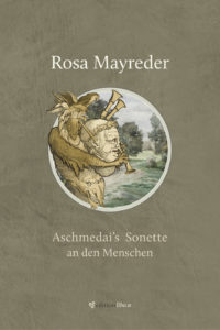 Aschmedais Sonette Umschlag (U1)