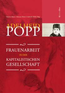 Buchumschlag: Adelheid Popp - Fraunearbeit